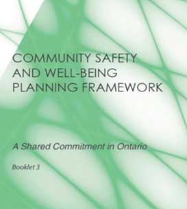 Community Safety and Well-Being Planning Framework